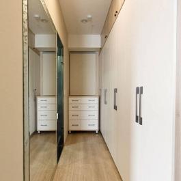 220平現代簡約三居裝修設計圖片