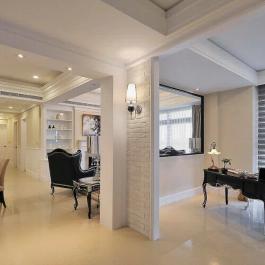 149平歐式三居裝修設計案例