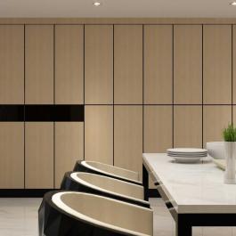 90平米日式简约现代家居装修设计