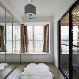 170平米現代摩登家居裝修設計