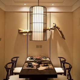 萬科雙水岸 三居室現代風格裝修
