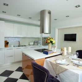 白金漢宮 歐式風格公寓裝修