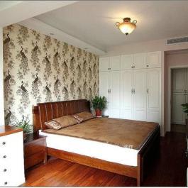 89平米田园三居室