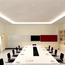 學校吊頂會議室裝修設計
