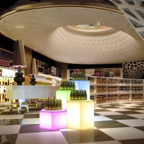 ktv超市设计效果图片欣赏