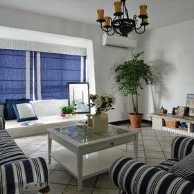 純美自然住宅客廳沙發圖片