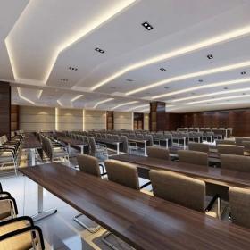 賓館咖啡店大廳會議室圖片