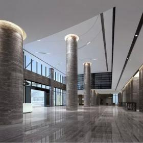公司大廳設計效果圖