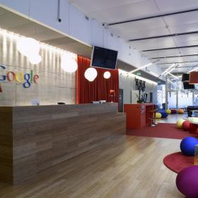 Google EMEA 办公室一