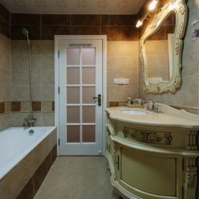 美式衛生間洗手盆設計