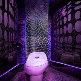 ktv衛生間室內裝飾圖片