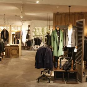 最新服裝店鋪裝飾圖片賞析