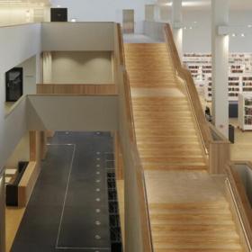 现代图书馆设计