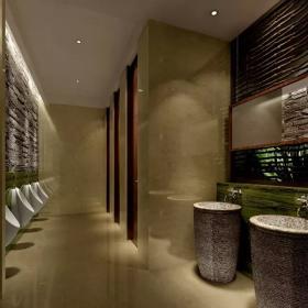 美容院衛生間裝修設計圖