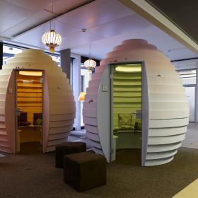 Google EMEA 办公室七