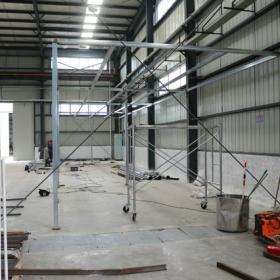 龙泉驿区工厂装修设计图片