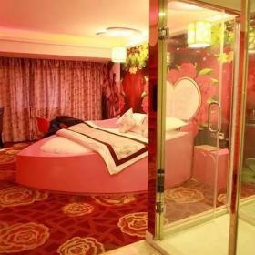 賓館酒店窗簾裝修設計圖