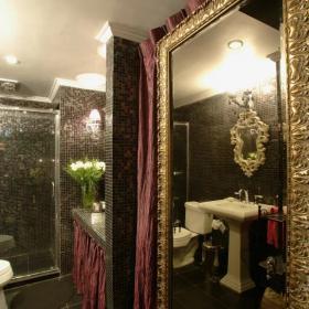 東南亞衛生間瓷磚設計圖片