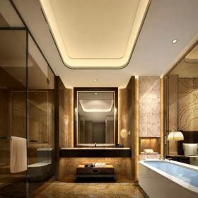 華宇豪生酒店客房衛生間圖片