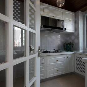 家裝廚房門面裝修效果圖