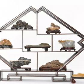中式博古架設計圖片