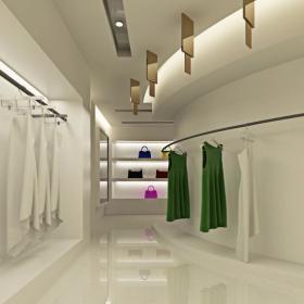 服裝展示 范思哲服裝概念館設計