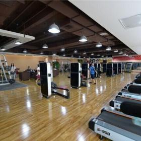 健身房裝修空間