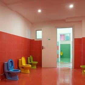 幼兒園衛生間裝修圖片