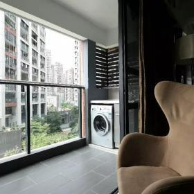 陽臺現代裝修風格住宅設計