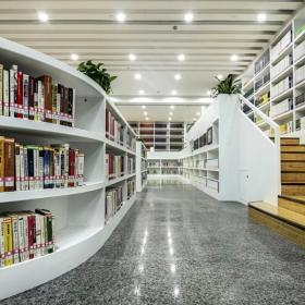 图书馆设计图