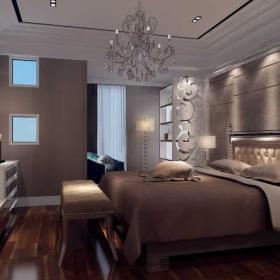 美式臥室裝修 美式臥室圖片