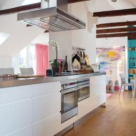 開放式廚房規劃設計