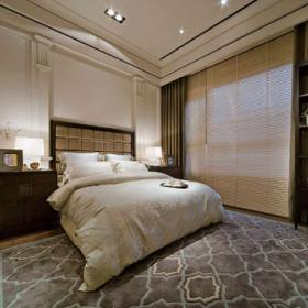 簡歐奢華四居室設計臥室裝修設計圖片