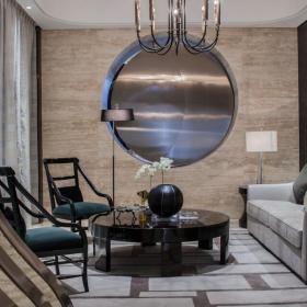 中式風格會所室內設計