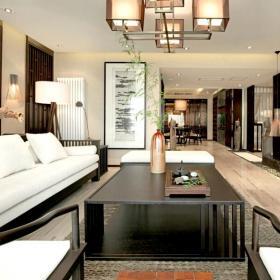 中式風格雅致客廳設計