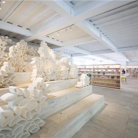 國內外圖書館設計