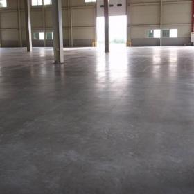 工厂混泥土固化地坪装修设计