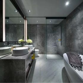 衛生間瓷磚裝修效果圖