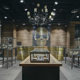 珠寶店吊頂裝修設計