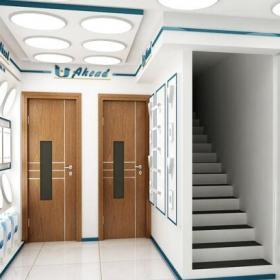 樓梯 燈具店面裝修效果圖
