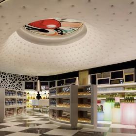 豪华ktv超市装修设计图片