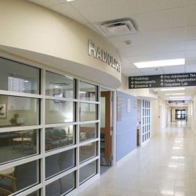 医院效果图 南开医院装修效果图