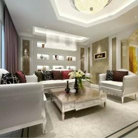 歐式裝修客廳設計