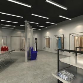 最新服裝店裝修風格