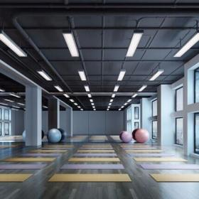 現代設計健身房