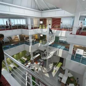 公司辦公室室內裝修設計
