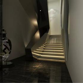 ktv裝修效果圖 ktv樓梯效果圖