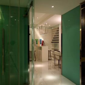 混搭风格三居室室内设计