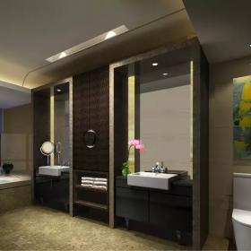 成都岷山飯店客房走廊圖片