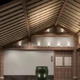 上海凱博農莊吊頂設計欣賞